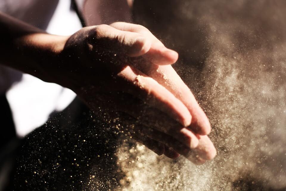 harina-y-manos