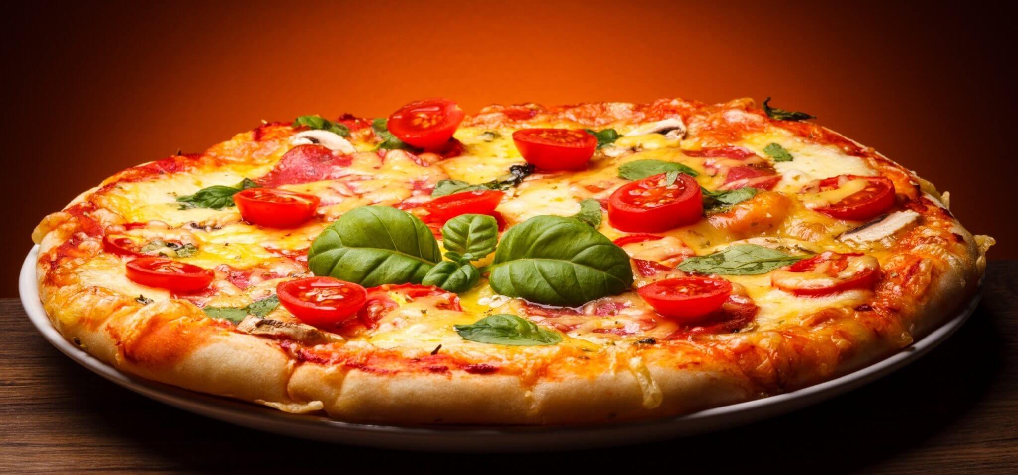 Tomate para una pizza saludable en Aporpizza