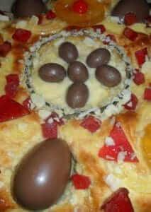 Pascua con p0izza