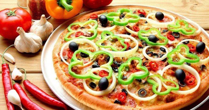 pizza sana para el resfriado