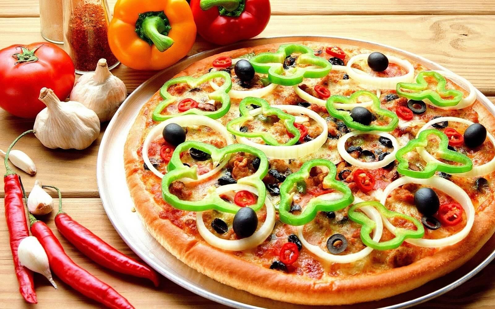 Pizzas para combatir el resfriado? SI!!!