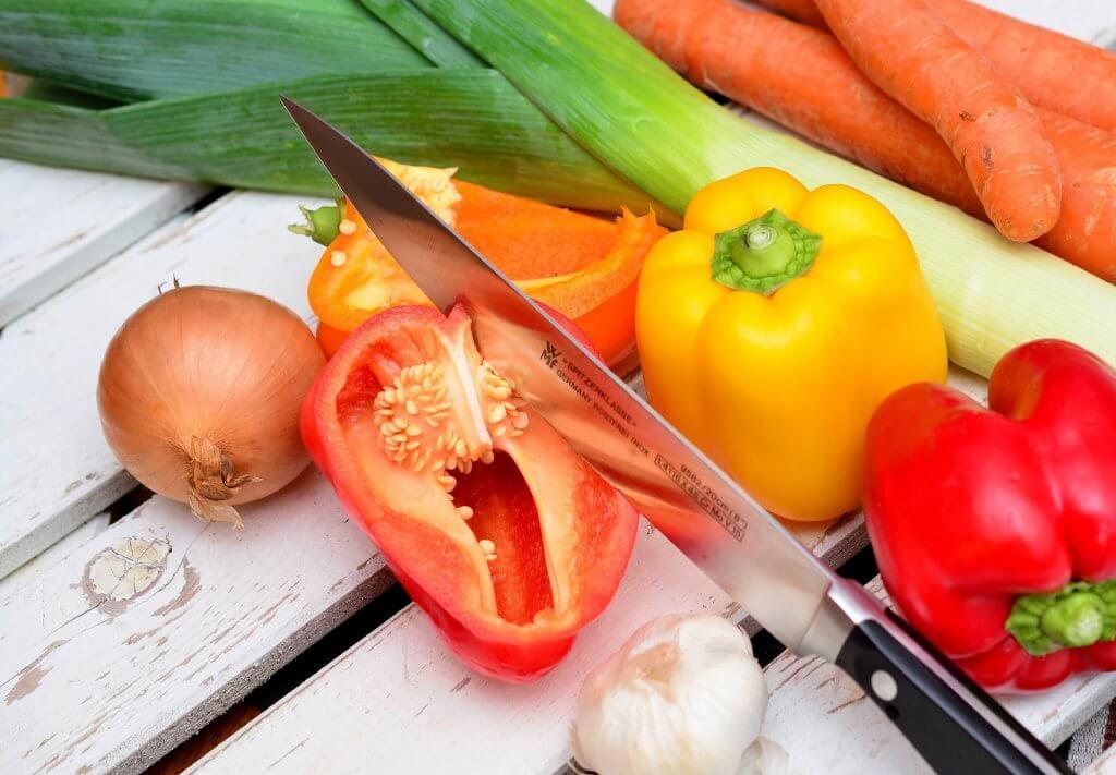 Alimentos contra la alergia- vegetales