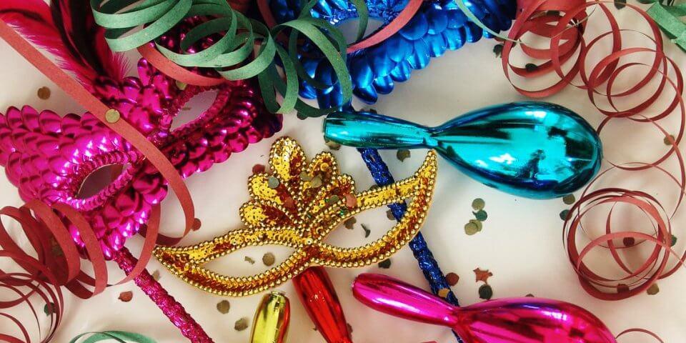 Carnaval y fiesta ye-ye portada