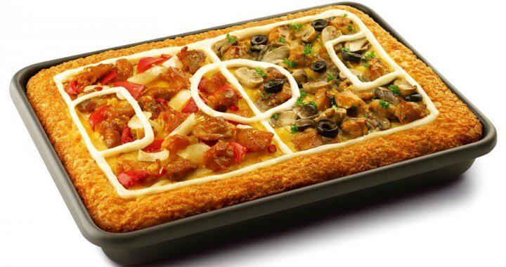 Pizzay futbol
