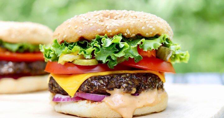 La nueva Veggie Burger para probar ya en Aporpizza