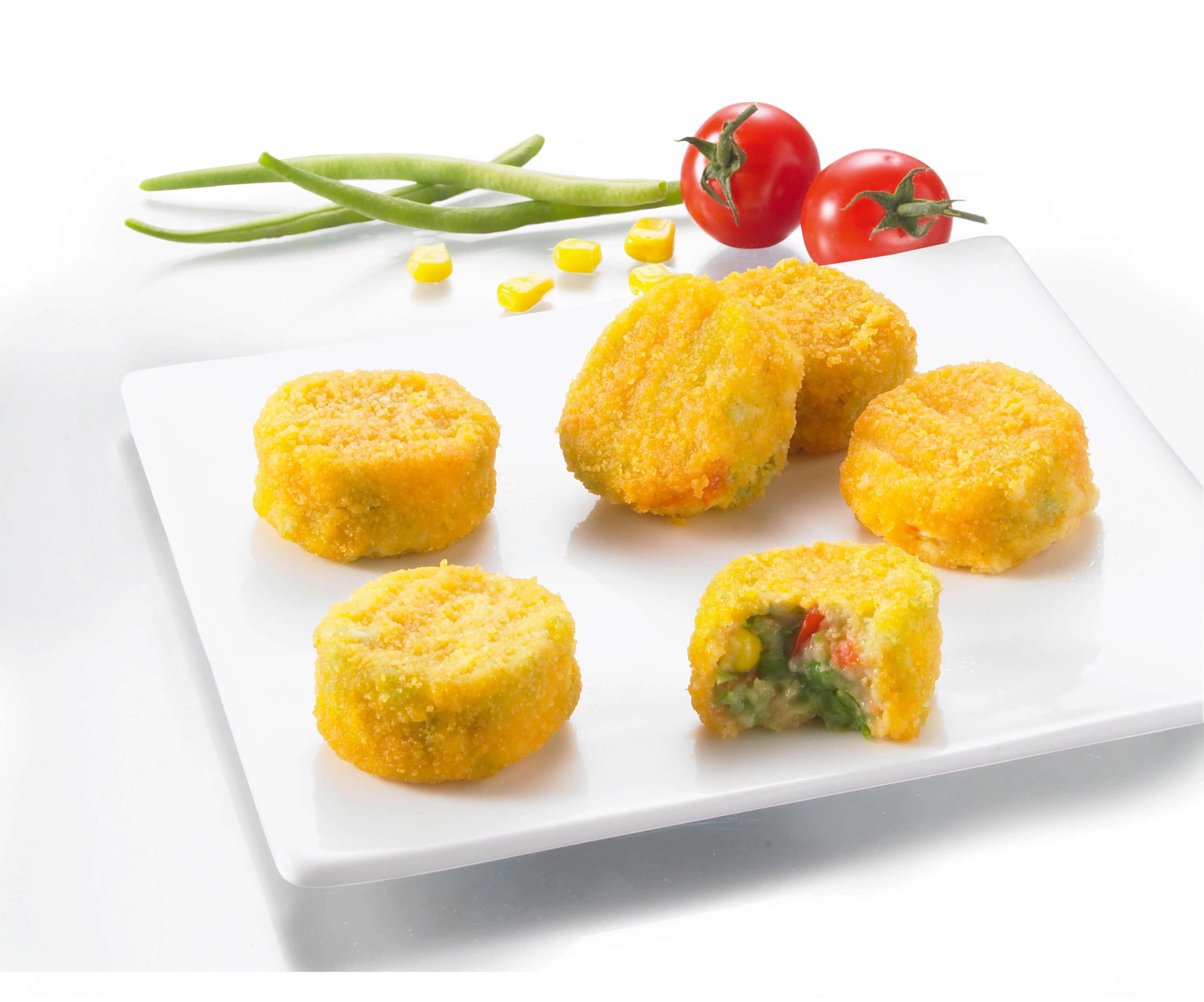 Nuevas Mini Delicias Veggie!! El mejor complemento!!