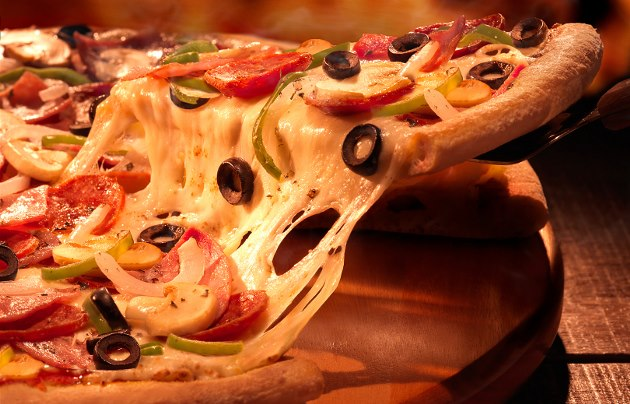 Así eres si te gusta otro tipo de pizzas-pizza vegetal