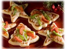 ¡Vacaciones de Navidad a la rica pizza!