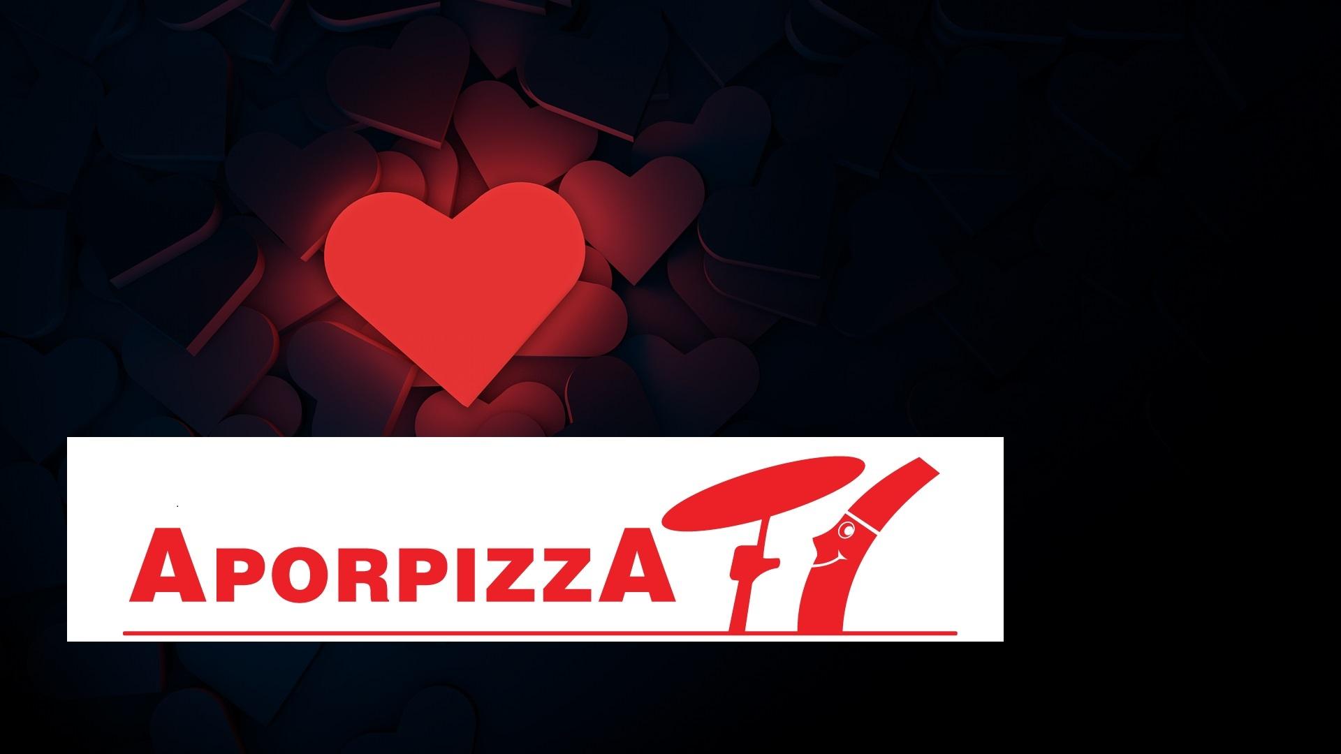 Comparte una PIZZA con AMOR el día de SAN VALENTÍN