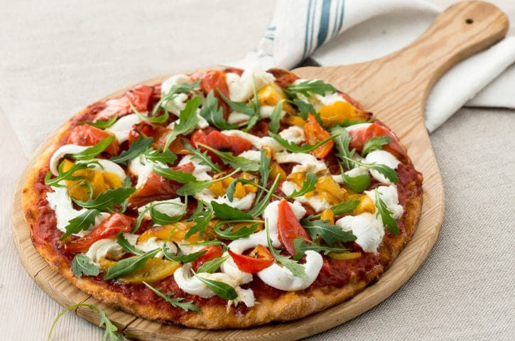 La dieta que te permite comer pizza y adelgazar- pizza sana